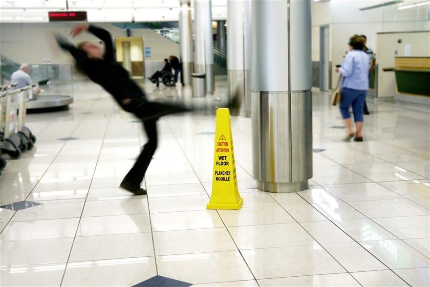 Comment éviter la la chute de plain-pied ?