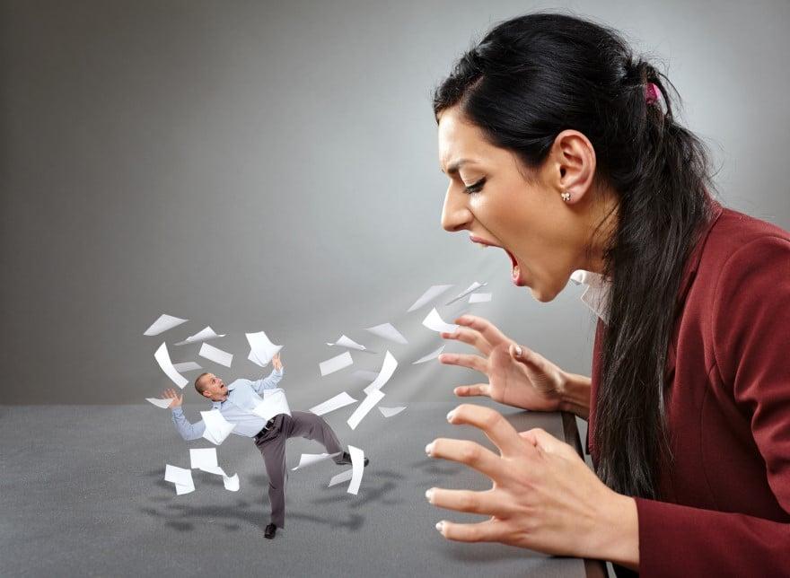 La harcèlement moral est un risque psychosocial