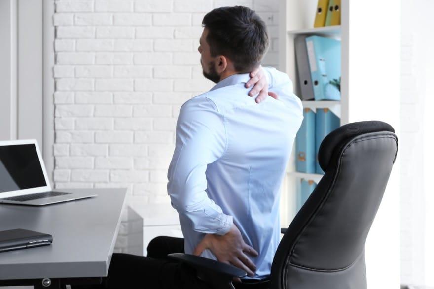 Les TMS ou troubles musculosquelettiques au travail